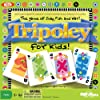 POOF-Slinky 0C119 Ideal Tripoley for Kids Card Game of Snap, Fish and War with Game Board