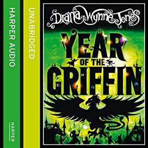 Year of the Griffin | [Diana Wynne Jones]