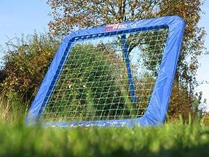 RAPID FIRE HURRICANE - XL Size (50 x 50) Baseball Rebound Pitchback Net - Amazing... by Net World Sports