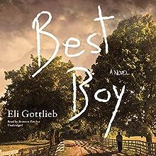 Best Boy: A Novel (       UNABRIDGED) by Eli Gottlieb Narrated by Bronson Pinchot