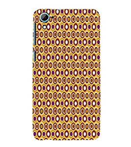 Abstract Painting 3D Hard Polycarbonate Designer Back Case Cover for HTC Desire 826::HTC Desire 826 Dual Sim::HTC Desire 826 DS (GSM + CDMA)