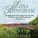 Silken Promises Audiobook by Lisa Bingham Narrated by Beth Wendell