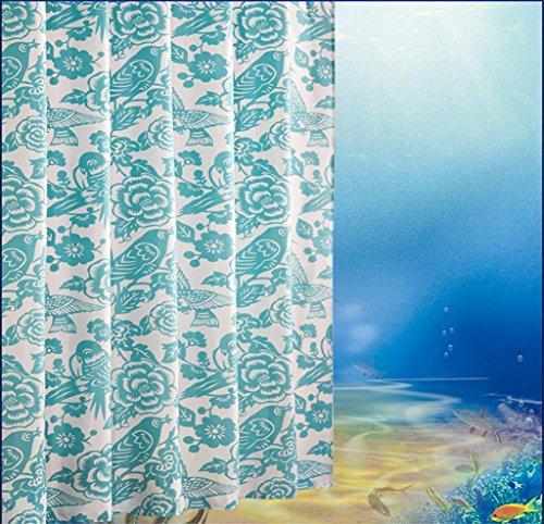 gymnljy-el-engrosamiento-de-poliester-impermeable-al-moho-cortina-de-ducha-bano-banera-cortina-de-du