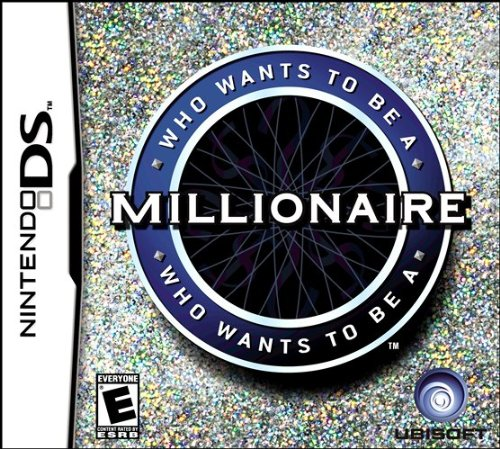 Who Wants to be a Millionaire? - Nintendo DS - 1