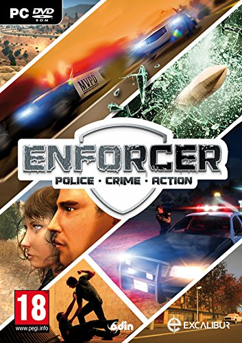 Enforcer - Police Crime Action (PC)