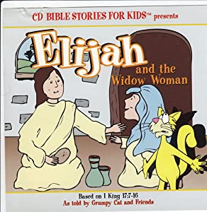Elijah And The Widow Woman http://www.amazon.com/Elijah-Widow-Woman-Bible-Stories/dp/096788182X