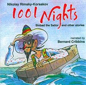 1001 Nights Four Stories From Arabian Nights from Naxos