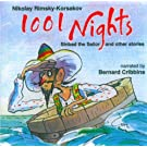 One Thousand And One Nights [Bernard Cribbins] [Naxos Children's Classics]