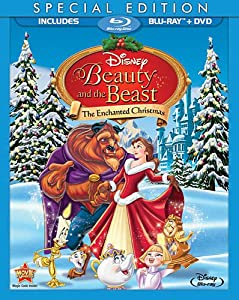 Beauty and the Beast: The Enchanted Christmas Special Edition (Two-Disc Blu-ray / DVD in Blu-ray Packaging)