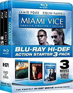 Action Starter Pack [Blu-ray] [2006] [US Import]