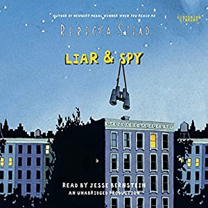 Liar & Spy Audiobook
