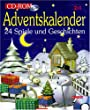Adventskalender mit CD- ROM f�r Windows 95/98