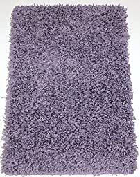 6\'x7\' Showbiz Famous Ultra Shag | Ultra Colorful Indoor Area Rug