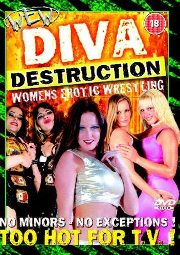 Women'S Erotic Wrestling (Wew) - Diva Destruction [DVD] [2005]