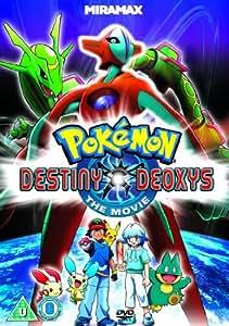 Pokemon: Destiny Deoxys [DVD]