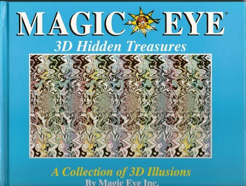 Magic Eye 3D Hidden Treasures