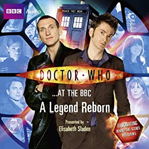 Doctor Who at the BBC: A Legend Reborn | [BBC Audiobooks Ltd]