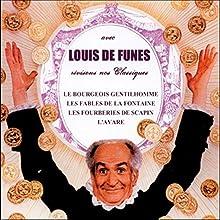 Révisons nos classiques avec Louis de Funès Performance Auteur(s) :  Molière, Jean de La Fontaine Narrateur(s) : Louis de Funès
