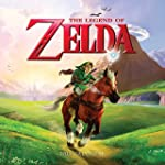 Legend of Zelda 2015 Wall Calendar (W...