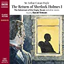 The Return of Sherlock Holmes I Audiobook by Sir Arthur Conan Doyle Narrated by David Timson