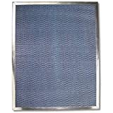 16x32x1 Electrostatic AC Furnace Air Filter Silver 94% Arrestance. Lifetime Warranty. Never Buy a New Filter