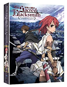 The Sacred Blacksmith: Complete Series (Limited Edition)