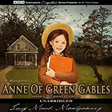 Anne of Green Gables (       UNABRIDGED) by Lucy Maude Montgomery Narrated by Andrea Giordani