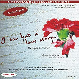 I Too Had a Love Story Audiobook