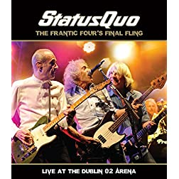 Status Quo the Frantic Four Final Fling [Blu-ray]