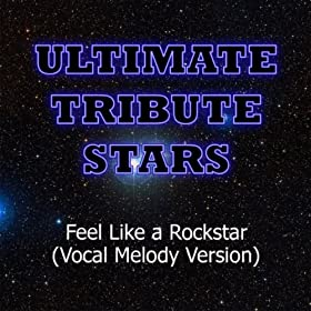 Kenny Chesney Feat. Tim Mcgraw - Feel Like a Rockstar (Vocal Melody Version)