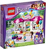 #1: Lego Friends Heartlake Party Shop, Multi Color with Free Santa's Visit