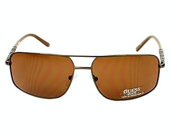Gu 1Fr Lunettes 6595 Shop De Soleil Brn Guess RjqL35A4