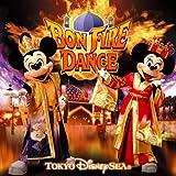 東京ディズニーシー(丸R記号) ボンファイアーダンス 2010