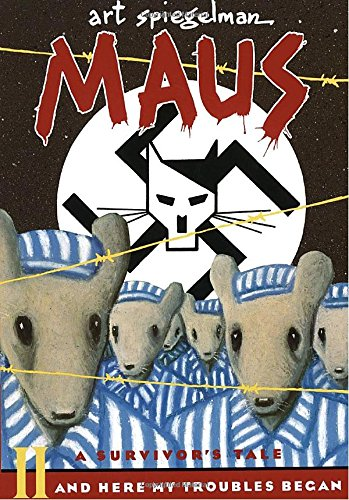 Maus II: A Survivor's Tale: And Here My Troubles Began (Pantheon Graphic Novels) (Maus 1 And 2 compare prices)