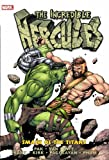 img - for Incredible Hercules Vol. 1: Smash of the Titans book / textbook / text book