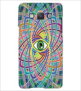 SAMSUNG GALAXY A5 Designer Back Cover Case By PRINTSWAG