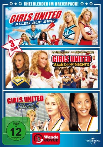 Girls United II-IV - Box [3 DVDs]
