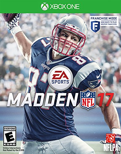 Madden NFL 17 - Standard Edition - Xbox One