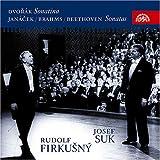 「フィルクシュニー&スーク、プラハの春1992年ライヴ」  (SONATINA / SONATAS)