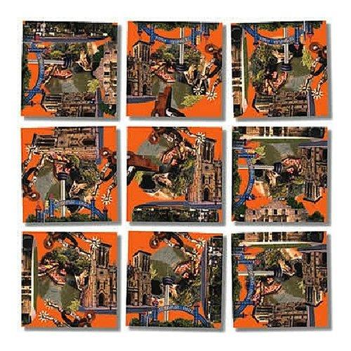 Cheap Fun B Dazzle San Antonio Scramble Squares 9 Piece Puzzle (B000BX78QA)