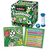 BrainBox Football - Jeu de cartes (Import Grande Bretagne)