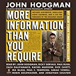 More Information Than You Require | John Hodgman