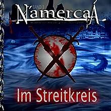 Im Streitkreis (N'amercaá - Geschichten aus der gnadenlosen Stadt 3) Hörbuch von Georg Bruckmann Gesprochen von: Georg Bruckmann