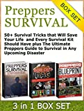 img - for Preppers Survival Box Set: 50+ Survival Tricks that Will Save Your Life and Every Survival Kit Should Have plus The Ultimate Preppers Guide to Survival ... Preppers Survival, Preppers blueprint) book / textbook / text book