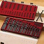 Micro & Mini Twist Drill Sets - Both...