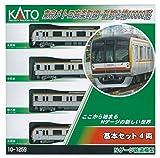 Nゲージ 10-1259 東京メトロ有楽町線・副都心線10000系 基本セット (4両)