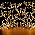 Simdevanma® Outdoor Solar String Lights 200 Led Outdoor Lights Garden Light Fairy 8 Mode Decoration Lighting Bulb for Patio,Party,Wedding,Camping,Christmas,Waterproof