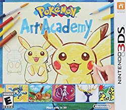 Pokemon Art Academy (Nintendo 3DS) (NTSC - US Version)
