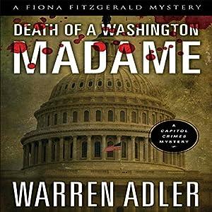 Death of a Washington Madame Audiobook