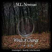 Winds of Change: The Breeze Series, Book 2 Audiobook by M. L. Newman Narrated by Lillie Ricciardi